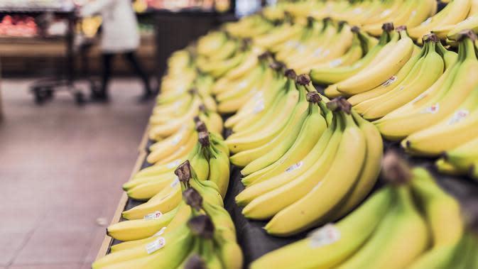 Ilustrasi pisang. (dok. Pixabay.com/Putu Elmira)