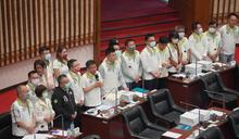 高市議會施政質詢 民進黨團肯定裝備提升(2) (圖)
