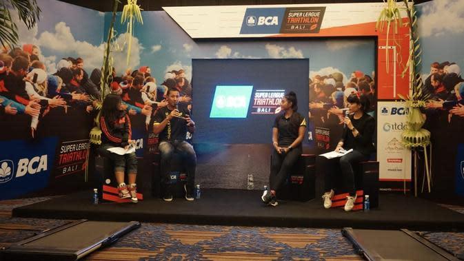 BCA Super League Triathlon (SLT) kembali digelar di kawasan Resor Ayodya, Nusa Dua, Bali/dok. BCA