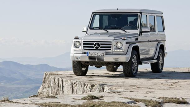 2013 Mercedes G-Class gets up to 12 cylinders of power — but not in America