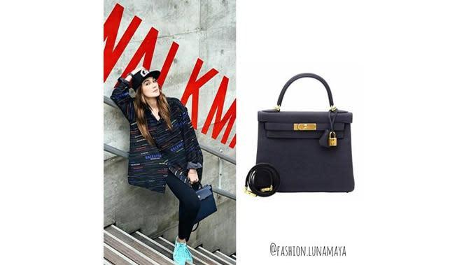 Luna Maya (Sumber: Instagram/@fashion.lunamaya)