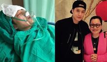 兒術後「意識不清」 比莉親曝病況:他痛到發抖