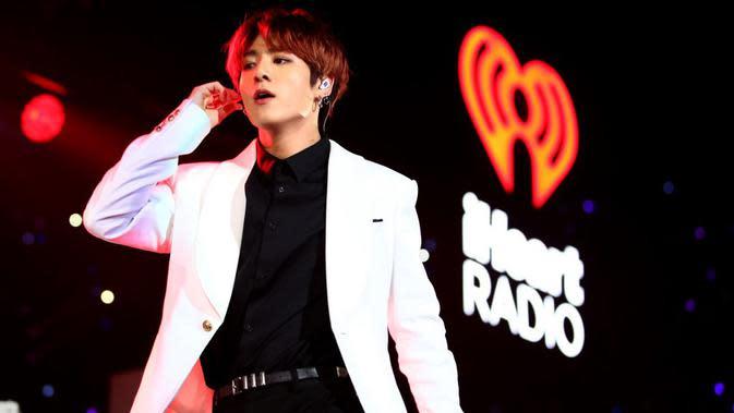 Jungkook BTS (AFP/Rich Fury)