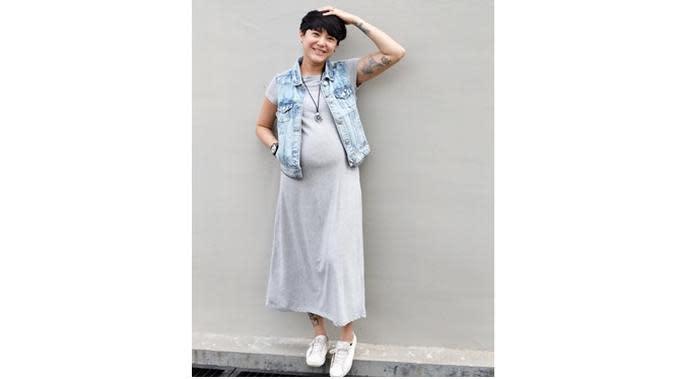 6 Transformasi Poppy Sovia Sebelum Vs Sesudah Turun Bobot 25 Kg, Kini Langsing (sumber: Instagram.com/popsovia)