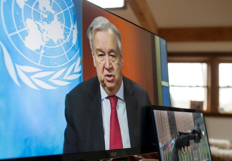 United Nations Secretary-General Antonio Guterres has repeatedly called for a global ceasefire to allow war-torn nations to combat the coronavirus pandemic