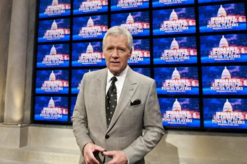 Alex Trebek 'In Good Spirits' After Heart Attack