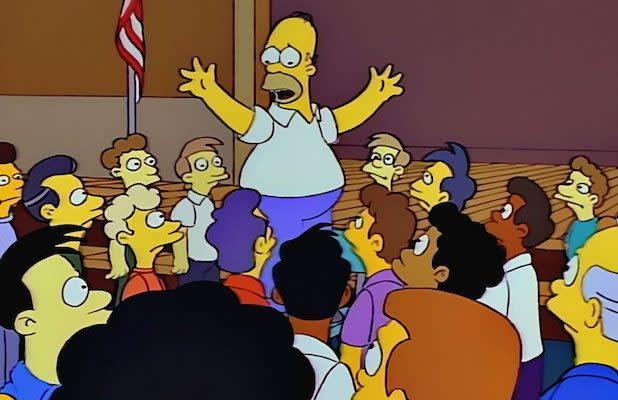 Disney+ to Stream Classic 'Simpsons' Episodes in Original Aspect Ratio