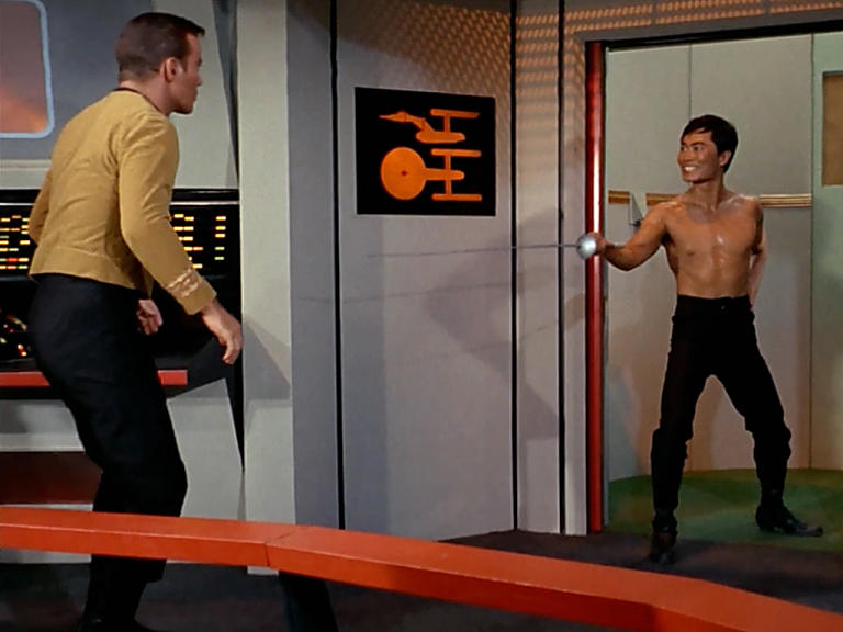 William Shatner vs. George Takei