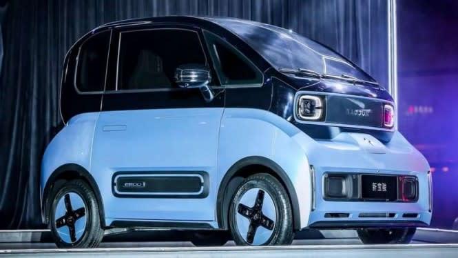 Produsen China Luncurkan Mobil Listrik, Harga Mulai Rp130 Jutaan