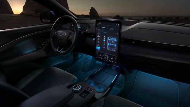 福特野马Mach-E 2020