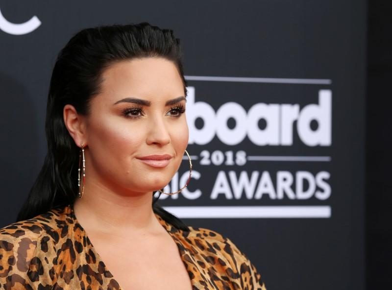Demi Lovato to sing national anthem at Super Bowl