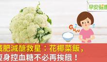 一次吃下一大碗也不易胖!三個原因讓花椰菜飯成為爆紅瘦身選項