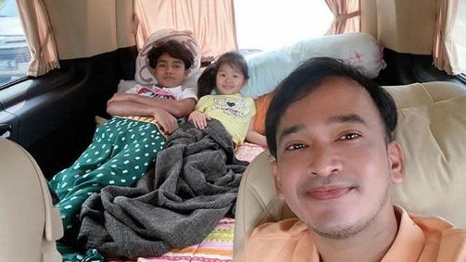Ruben Onsu dan kebersamaanya dengan keluarga (Instagram/ruben_onsu)