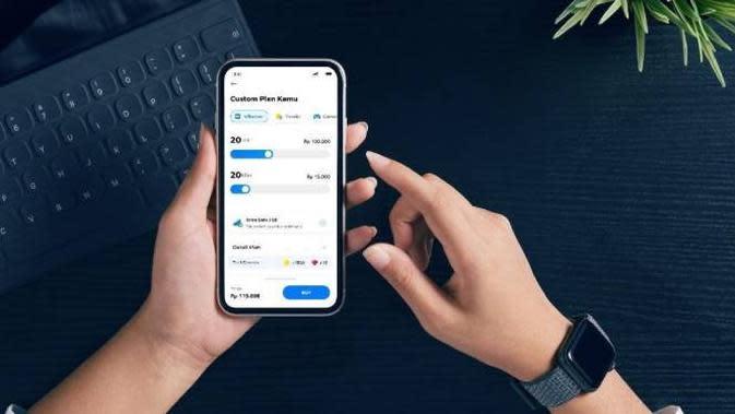 Switch Rilis Fitur Baru, Pengguna Bebas Pilih Kuota Internet