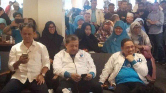 Susunan Pengurus Partai Gelora Terbentuk, Anis Matta Jadi Ketua Umum