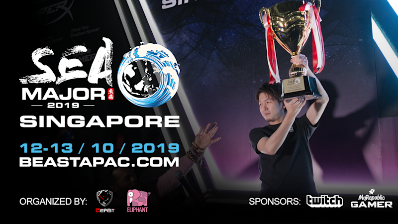 SEA Major Singapore 2019 (Photo: GameStart Asia)