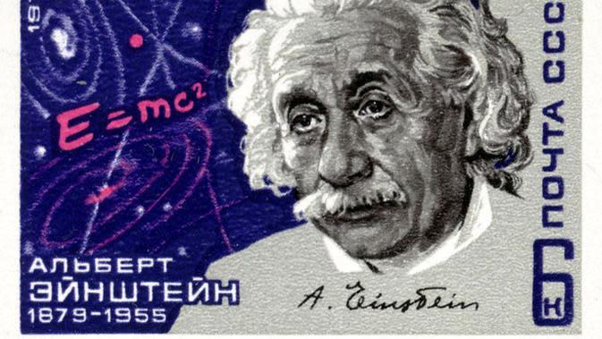Albert Einstein (Wikipedia)