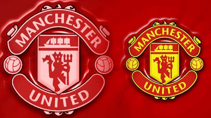 Logo Manchester United (Liputan6.com/Sangaji)