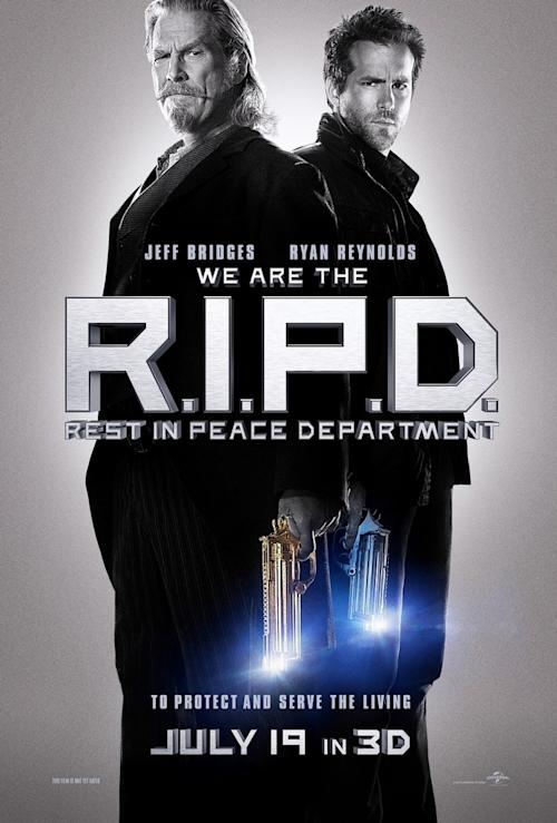 'R.I.P.D.': Haven't We Seen These 'Men in Black' Before? (Photos)