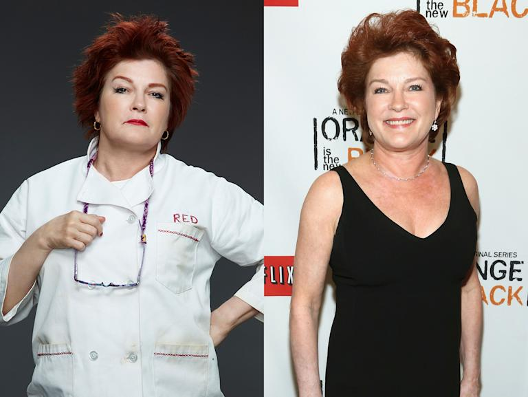 """Orange is the New Black"": Kate Mulgrew"
