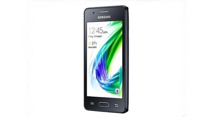 Samsung Z2, ponsel Tizen pertama yang siap menyambangi pasar Tanah Air (sumber: ndtv.com)