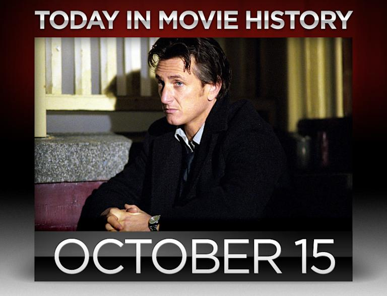 Today in movie history, october 15