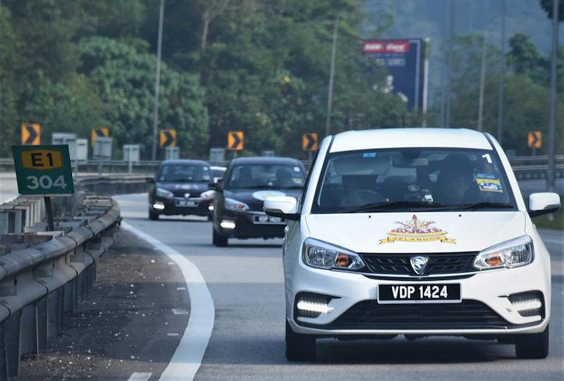 Proton's brand-new Saga 2019 model has taken the 'Saga' name to new heights with some great new features added to the car. — Picture courtesy of Proton