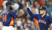 MLB》獲封十月初五先生! 太空人三壘重砲每到這天就開轟