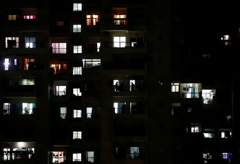 North Indians turn on to Modi's 'lights off' call, South Indians less swayed
