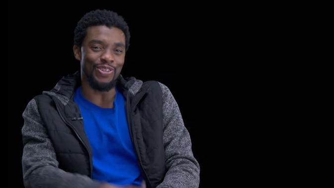 Chadwick Boseman (YouTube/ Marvel Entertainment)