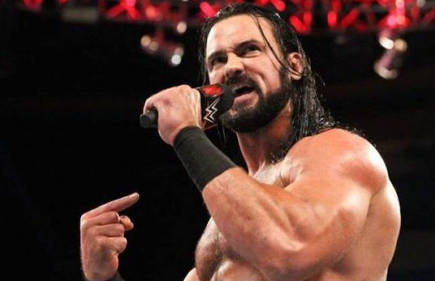WWE Superstar Drew McIntyre on How He Can Have a 'WrestleMania Moment' Without a Crowd