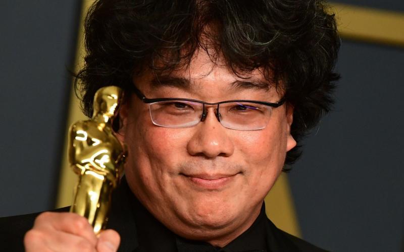 """""""Parasite"""" director Bong Joon-ho - AFP"""