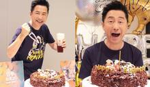 庾澄慶驚喜慶生永遠18歲 老蕭、周董齊祝「生日快樂」