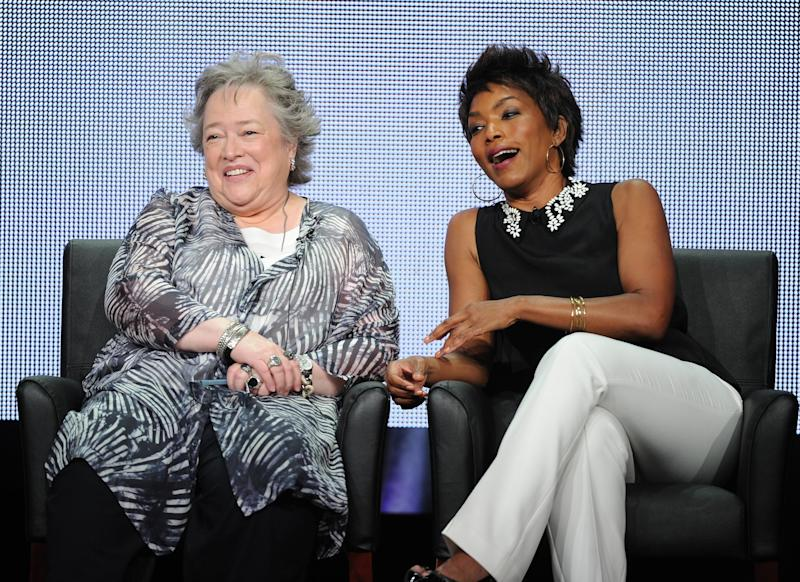 'American Horror Story' Scoop: Kathy Bates and Angela Bassett Add to 'Coven's' Witchy Brew