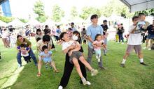 共同打造夢想公園 竹北興隆公園野餐音樂市集熱鬧登場