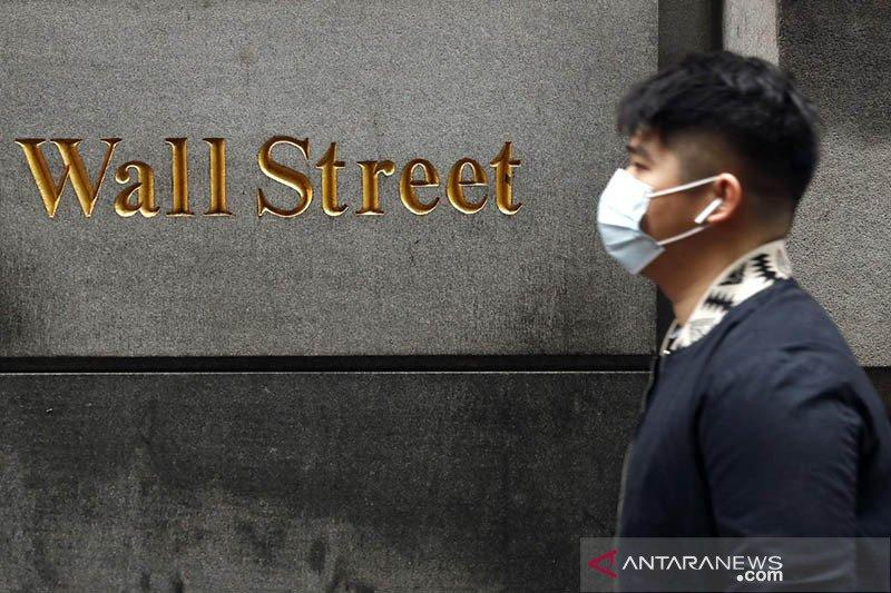 Wall Street beragam, indeks Dow Jones naik 0,12 persen