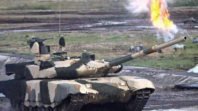 VIVA Militer: Tank T-90MS.