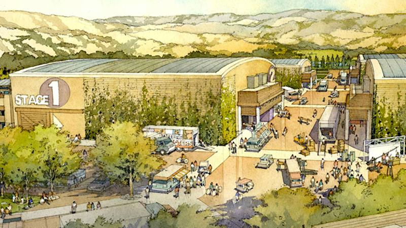 Disney's New Studio Lot Gets OK From L.A. County Planners
