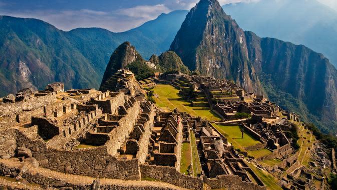 Machu Picchu, Peru. (Sumber Foto: id.wikipedia.org)