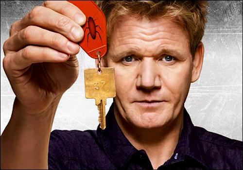 Hotel Hell Exclusive First Look Video: Check Out Gordon Ramsay Checking In!