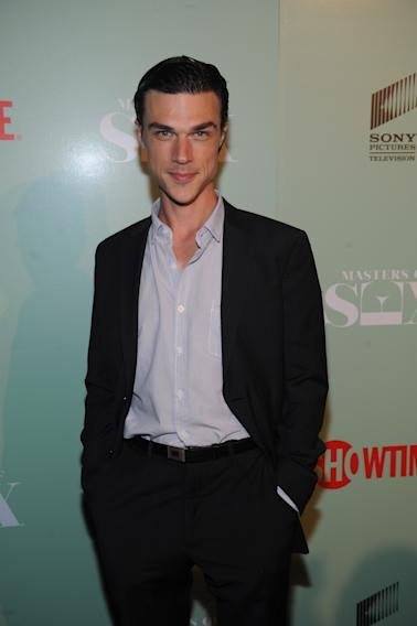Finn Wittrock seen at the premiere screening of MASTERS OF SEX, hosted by SHOWTIME and SONY PICTURES TELEVISION, on Thursday, September 26, 2013 at The Morgan Library and Museum in New York City. (Photo by Brad Barket/Invision for SHOWTIME/AP Images)