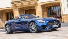 2018 M-Benz AMG GT Roadster