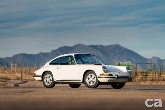 Amelia Island拍賣:2018古董車趨勢分析