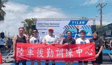 後訓中心參與梅花湖鐵人三項錦標賽 強身健體