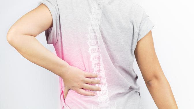 Ilustrasi Osteoporosis (sumber: iStockphoto)