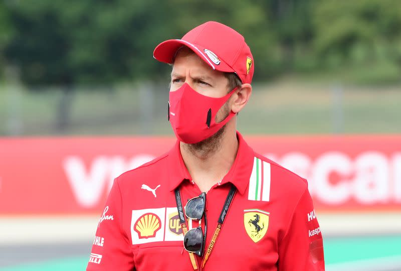Vettel says he came close to retirement before Aston deal