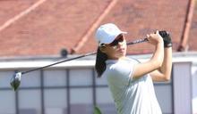 高爾夫》全國國中賽安禾佑女子個人暫領先 麗山包辦團體雙料冠軍
