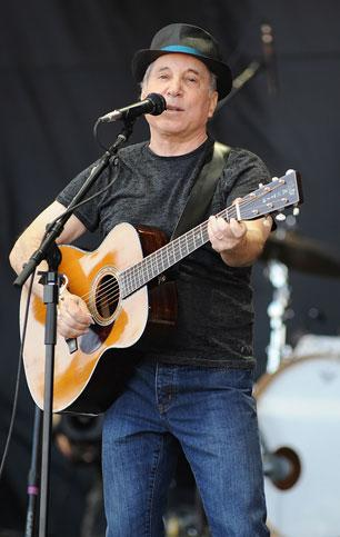 Paul Simon Makes Surprise Appearance at Jerry Douglas' New York Show