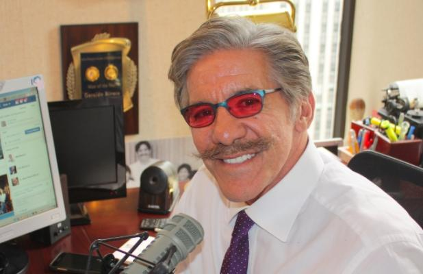 Geraldo Rivera on Being the 'Oddball Out' at Fox News: 'No One Tries to Censor Me'
