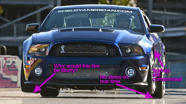 Shelby fakes a glamour shot, safety advocates chastise tech and another EV builder ditches in the Dash